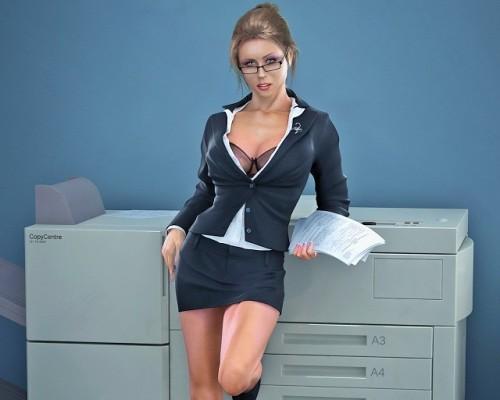Сексуальная одежда для секретарш