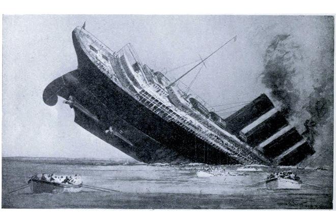 Катастрофи кораблів: 8 наймасштабніших