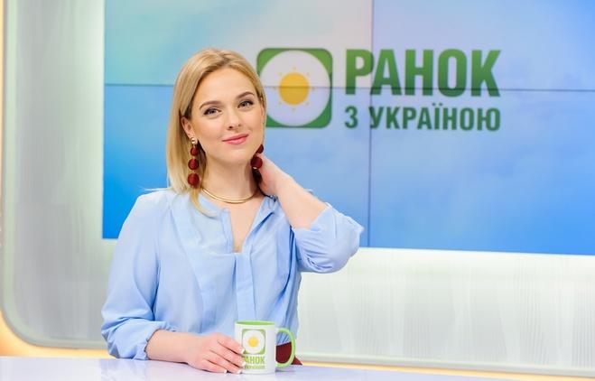 украинские ведущие
