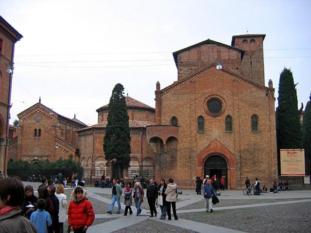 Достопримечательности Болоньи: Базилика Святого Стефана