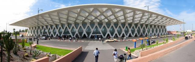 Цікаві місця Марракеша: Аеропорт Менара