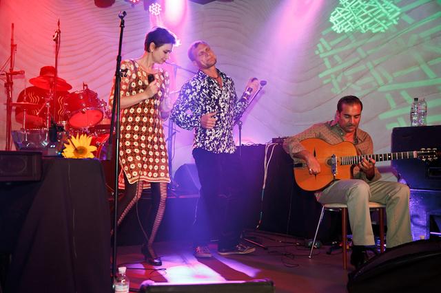 концерт Paris Combo