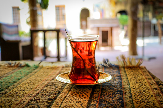Пьём чай в 20 странах мира