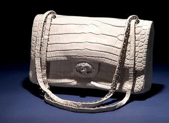 Chanel створив найдорожчу сумочку в світі