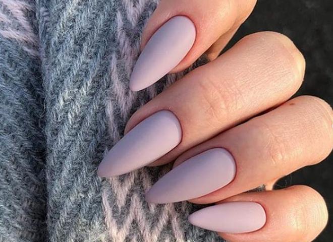 Маникюр 2019: модные идеи на короткие и длинные ногти (фото)