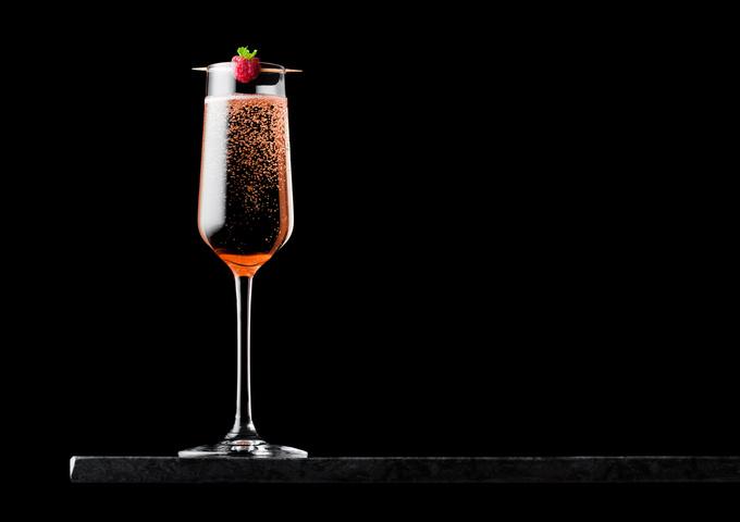 """Рецепт коктейля """"северное сияние"""" с ягодами"""