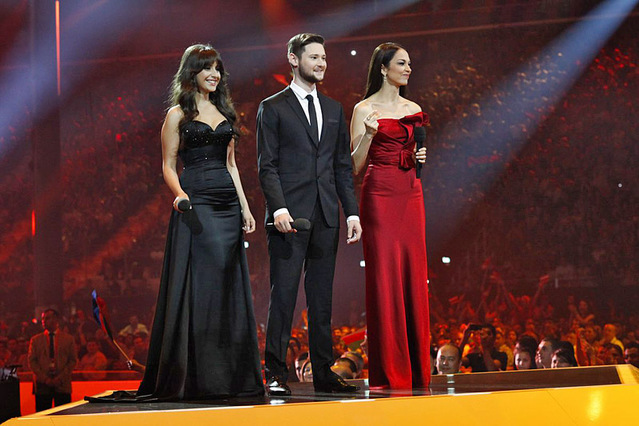 Первый полуфинал Eurovision-2012