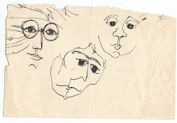 Рисунок Маккартни