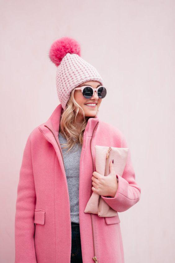 Как одеться в прохладную погоду весной