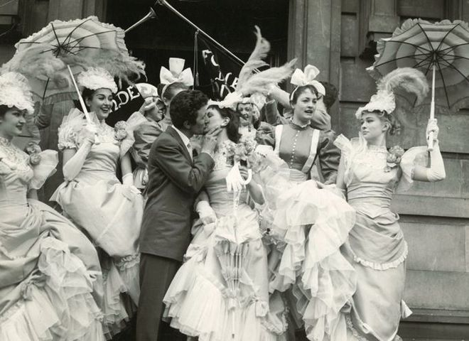 Мода на обручки за 100 років