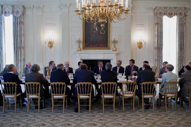 Белый дом: экскурсия по самым интересным комнатам