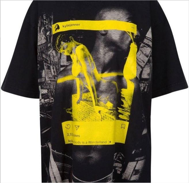 Скандальные футболки Kendall+Kylie