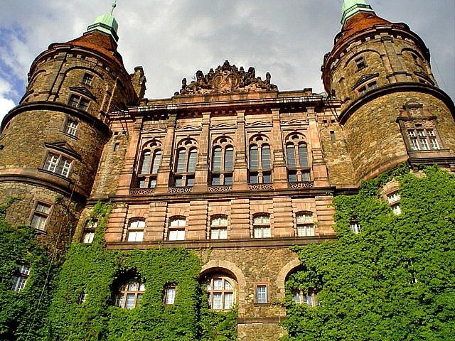 Замок Ксенж близько Вроцлава