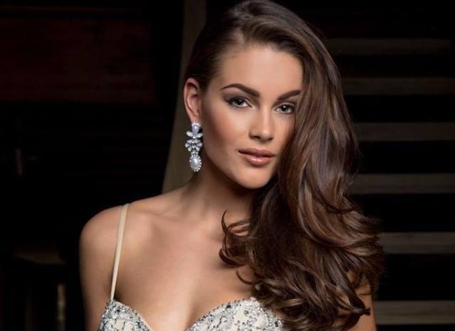 Мисс Мира 2014: Ролен Стросс