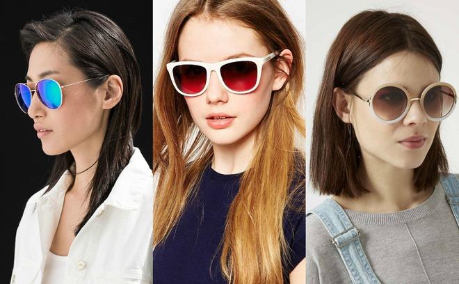 Сонцезахисні окуляри за формою обличчя - tochka.net b62924056e296