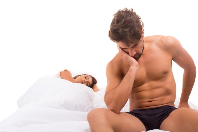 Що робити, якщо чоловік не може кінчити?