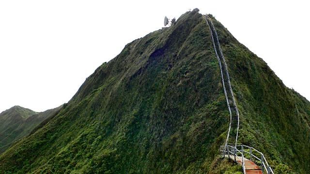Самая длинная лестница - Хайку