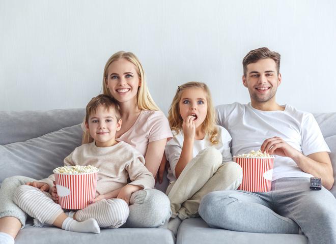 5 фильмов о детях и родителях