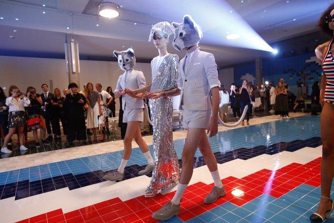 Костюмы на Хэллоуин: 11 идей с мировых недель моды