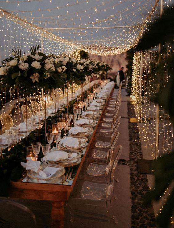 Свадебные декорации: основные тренды 2021