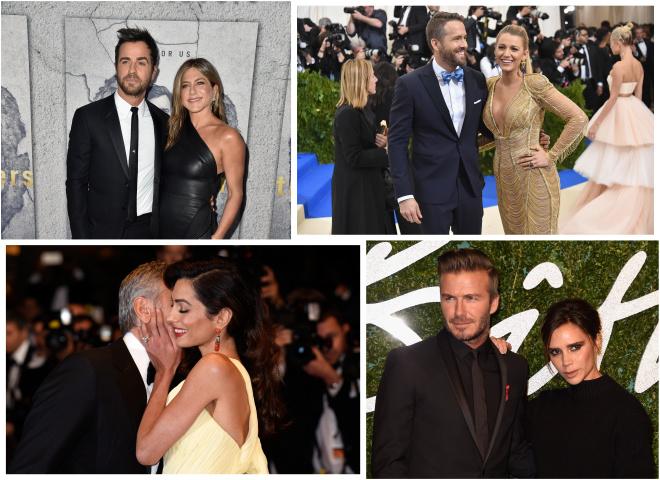 Осторожно, горячо: 7 самых красивых и сексуальных пар Голливуда