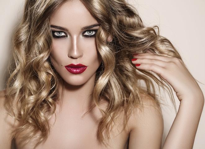 Прикореневий об'єм волосся
