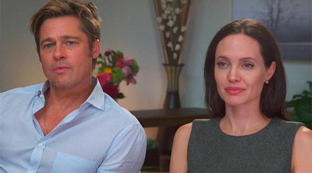 СМИ: Анджелина Джоли ушла от Брэда Питта к миллионеру