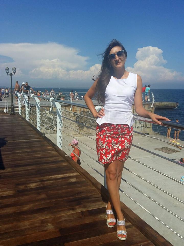 Марія Грекова - переможниця конкурсу, яка отримує операцію з пластики носа у подарунок