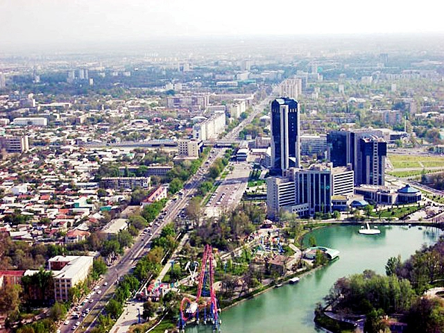Великий шовковий шлях: Ташкент, Узбекистан