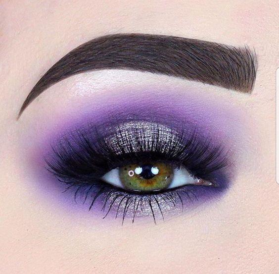 ультрафіолетовий макіяж