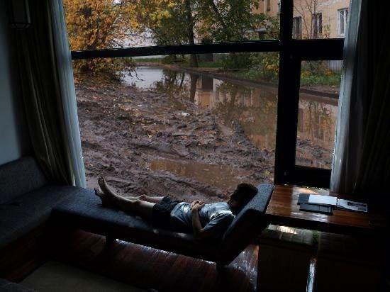 Почему у нас не делают панорамные окна в квартирах