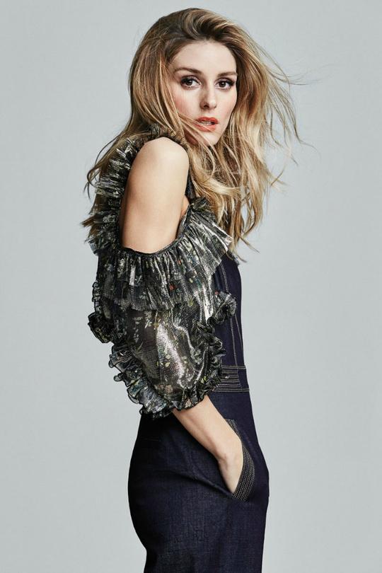 Оливия Палермо для Fashion Magazine