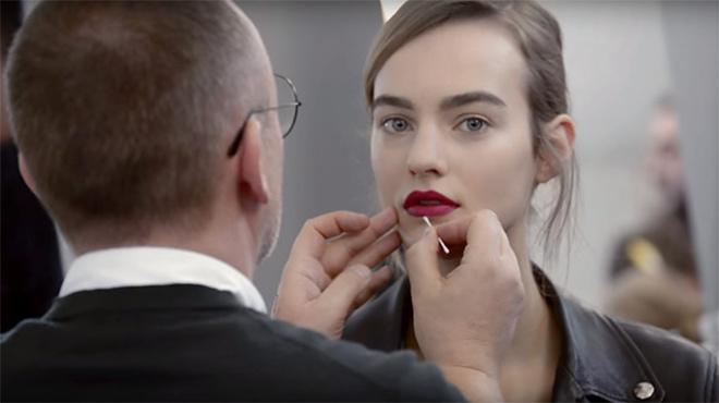 Макіяж губ від Dior