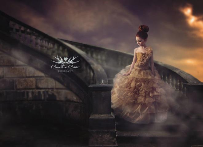 Діснеївські принцеси: мати з донькою вразили світ неймовірними образами з мультфільмів
