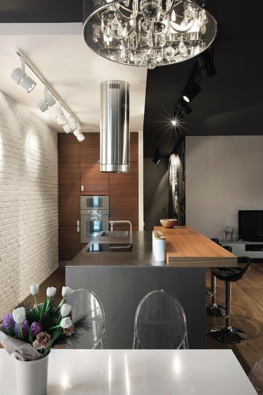 Квартира со смелой планировкой