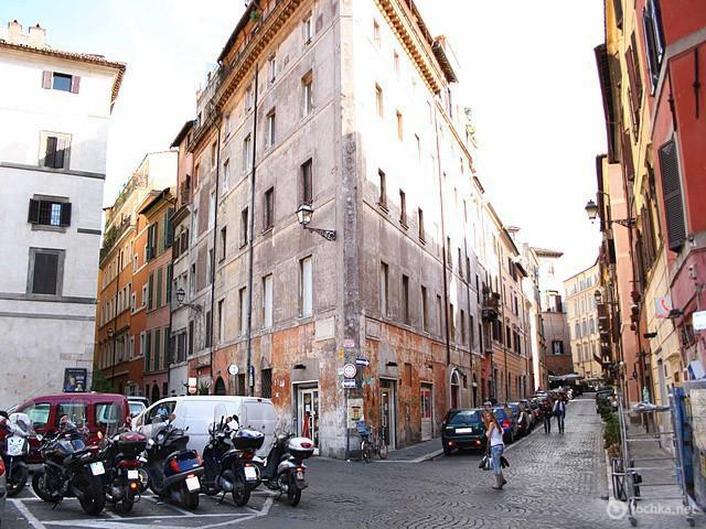 Достопримечательности Рима: окрестности Навоны