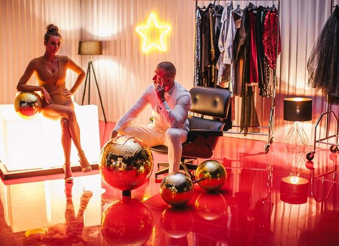 #танціззіркаміchallenge: Серьога і Анна Різатдінова взяли танцювальну естафету