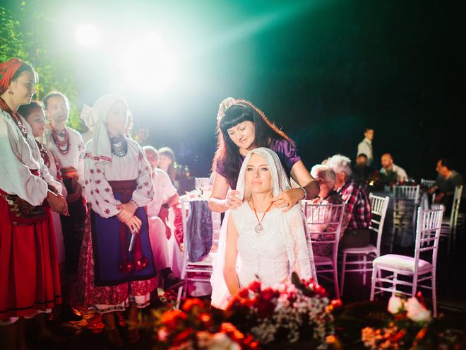 весілля Нікітіних