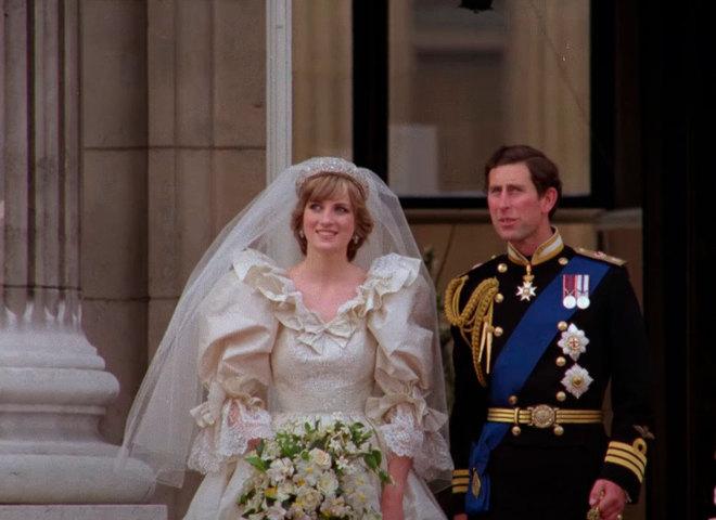Весілля принцеси Діани і принца Чарльза