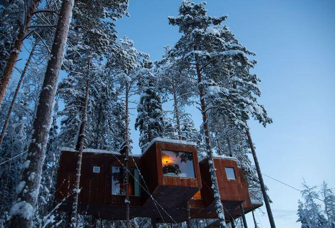 ТОП-8 незвичайних зимових курортів