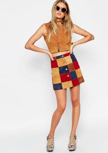 Мода весна 2016: стиль печворк