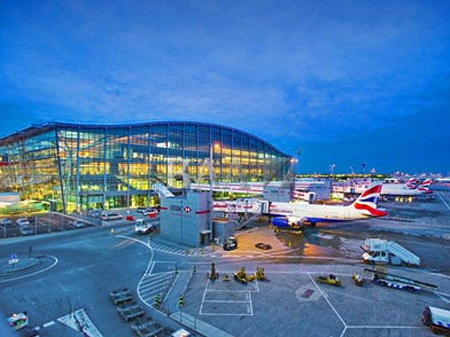 Достопримечательности Лондона: Heathrow