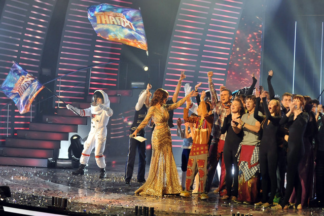 Финал шоу Україна має талант