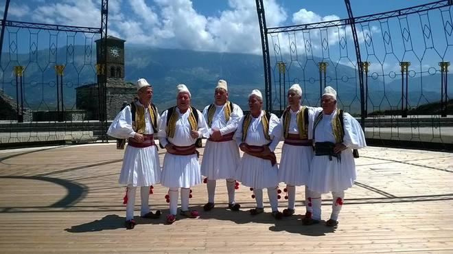 Албанское народное изополифоническое пение