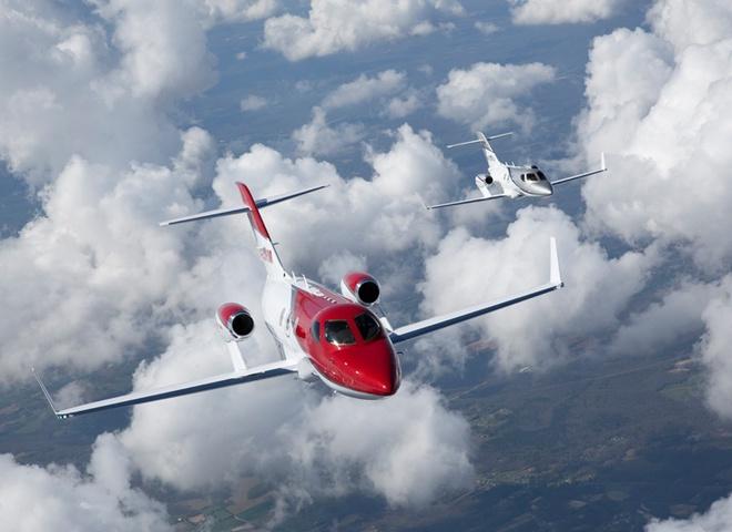 С производства Honda сошёл первый самолёт бизнес-класса