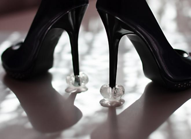 туфли защита