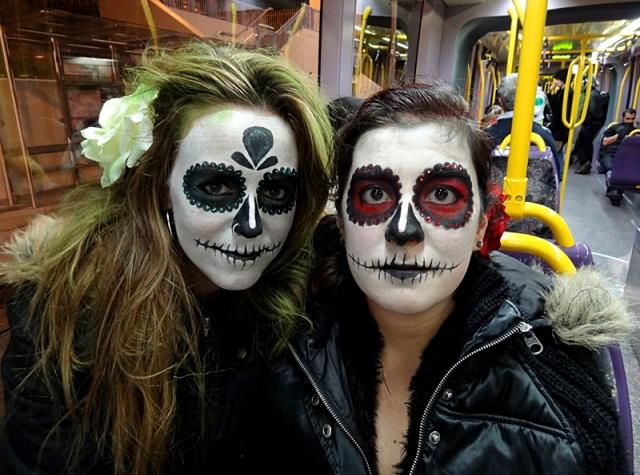Батьківщина Хеллоуїна: подорож до Шотландії та Ірландії - Samhain Festival Dublin