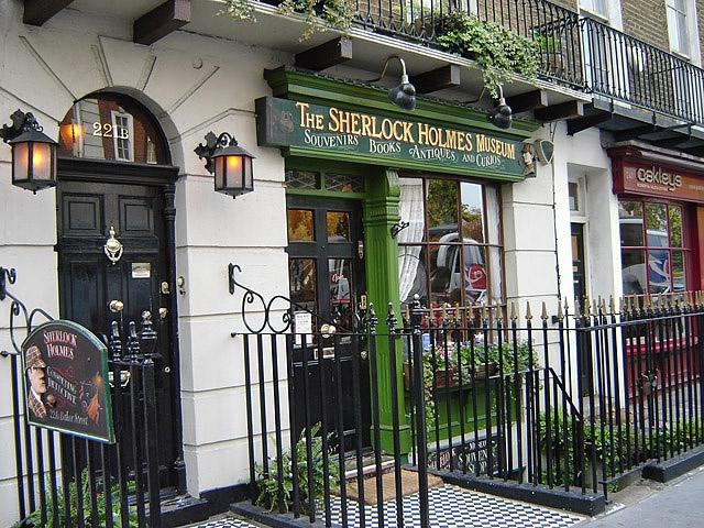 Путешествие страницами книги: музей Шерлока Холмса