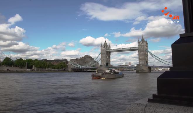 Тауэрский мост (Лондон, Великобритания)