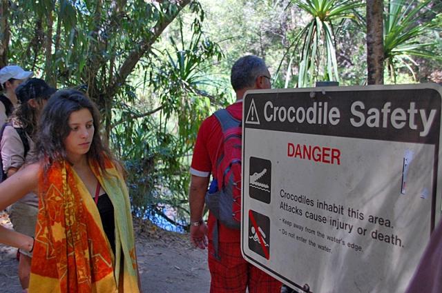 Небезпечні місця. Kakadu National Park, Австралія